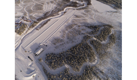 HANKOOK atidarė nuosavą žieminių padangų bandymų poligoną Suomijoje