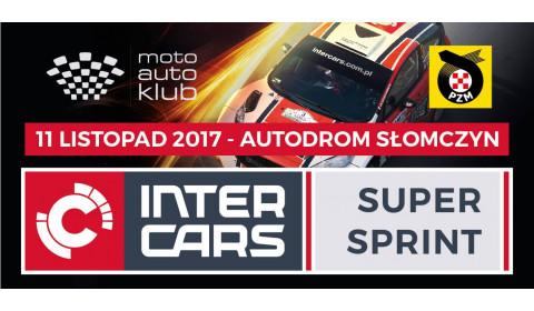 Ruszyły zapisy Inter Cars Super Sprint
