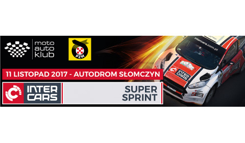 11 listopada pojadą w Inter Cars Super Sprint