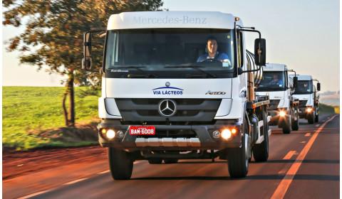 Daimler inwestuje w rynek brazylijski