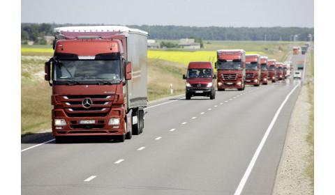 Powstaje rejestr przedsiębiorców transportu drogowego