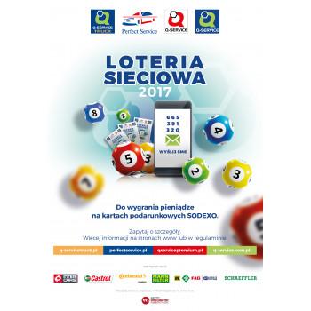 Trwa loteria sieciowa!