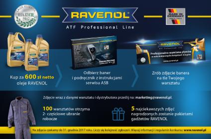 Konkurs Ravenol