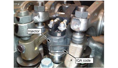 Wtryskiwacze Boscha z kodem IMA
