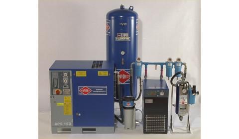 Dbaj o instalację sprężonego powietrza