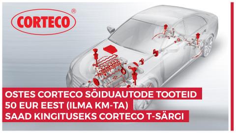 CORTECO kampaania