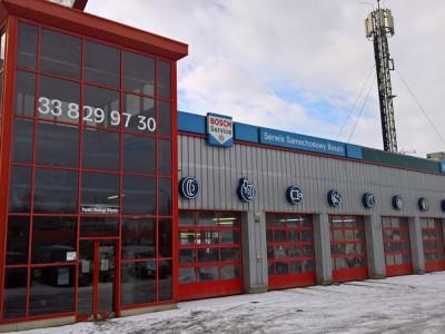 Bosch Car Service Wojciech Paszek