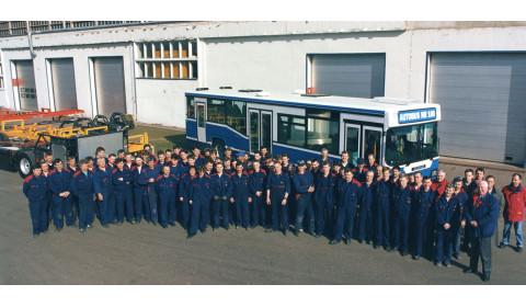 25-lecie fabryki Scania w Słupsku
