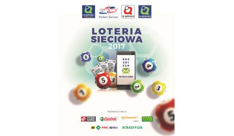 Znamy laureatów loterii sieciowej!