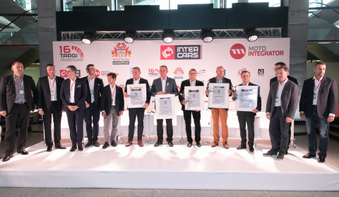 Inter Cars wyróżnił pięciu ambasadorów Q-Service Truck
