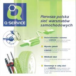 Inauguracja sieci warsztatów Q-Service