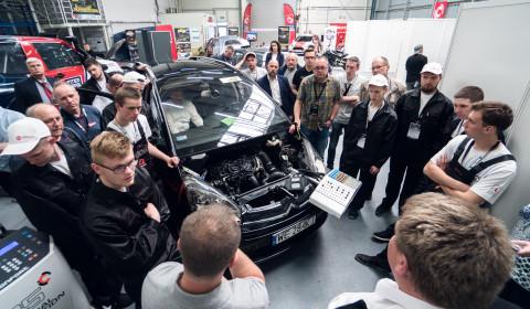 Nowa strona www i nowe miejsce krajowego Finału Young Car Mechanic