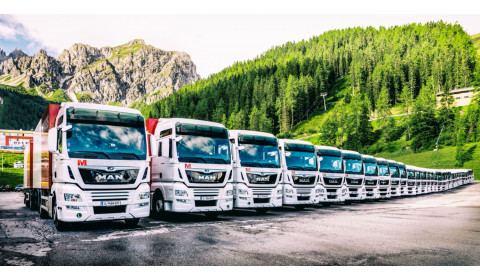 Rynek ciężarówek w styczniu