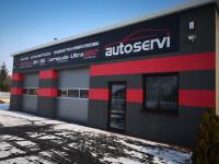AUTOSERVI Auto gaz,serwis klimatyzacji, opony (wyważenie z testem drogowym), geometria.