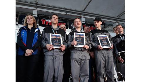 Jakub Koncewicz zwycięzcą polskiego finału Young Car Mechanic