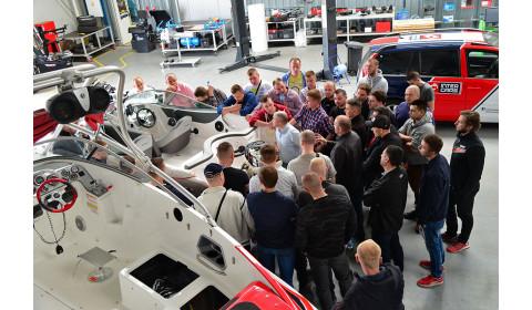 Szkolenie marine dla filii Inter Cars