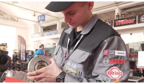 Kto najlepszym młodym mechanikiem w Europie?