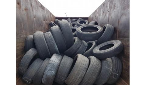 BIO SERVICE: Recykling opon