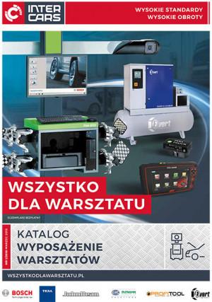 Nowy Katalog Wyposażenia Warsztatów I / 2018