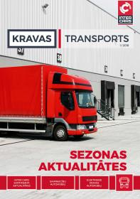 LASI JAUNO KRAVAS TRANSPORTS 5. IZDEVUMU!