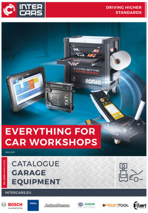 Garage Equipment Catalogue 2018