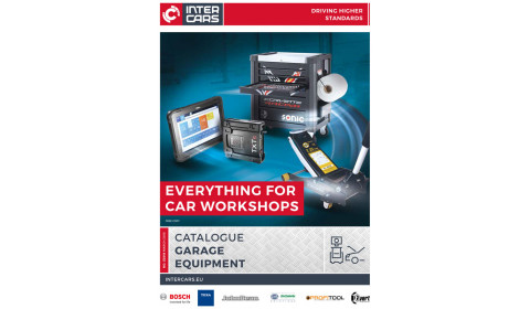 Garage Equipment Catalogue 2018