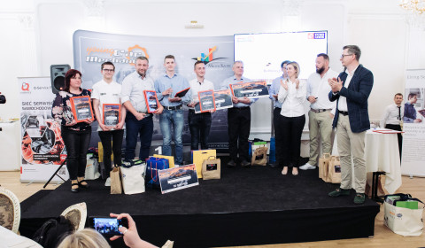 II międzynarodowy finał Young Car Mechanic rozstrzygnięty