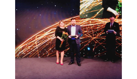 Inter Cars zgarnia SAP Innovation Award 2018