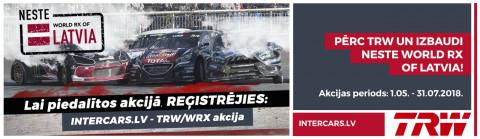 TRW WRX akcija