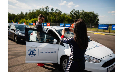 Klienci Inter Cars obecni na ZF Aftermarket Tech Adventure 2018