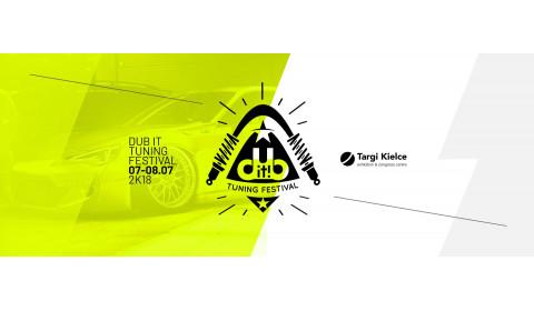 Zapraszamy na DUB It Tuning Festiwal 2K18