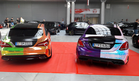 Inter Cars podczas TUNING & MOTOR SHOW 2018