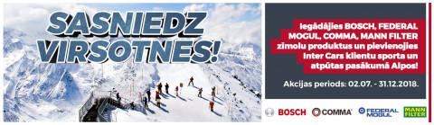 VIP slēpošanas akcija