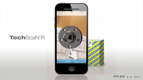 TechScaN'R smartphone aplikacija