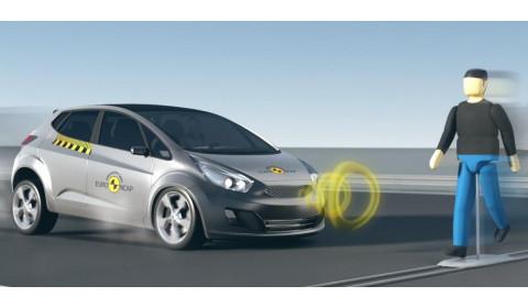 Bosch: U slučaju nužde mnogi automobili već mogu zakočiti sami
