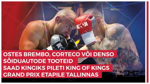 BREMBO, CORTECO ja DENSO kampaania