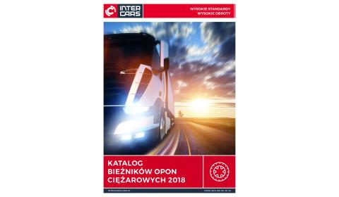 Katalog Opony Ciężarowe 2018