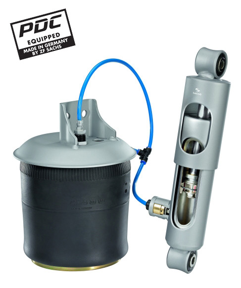 System Pneumatic Damping Control (PDC)