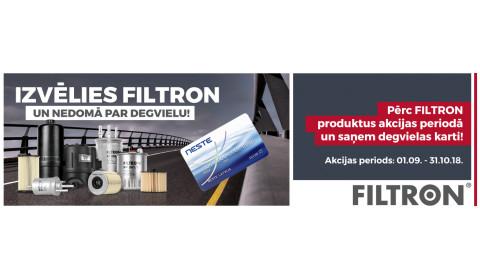 FILTRON akcija