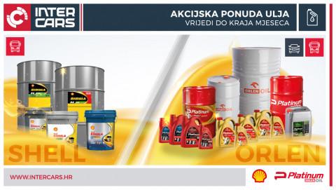 Shell i Orlen akcijska ponuda ulja