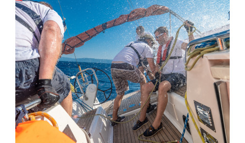 Inter Cars Sailing Team - regaty w Chorwacji (wideo)