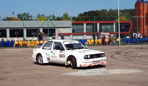 Bartek Ostałowski odwiedził szkołę mechaniczną w Białymstoku