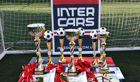 INTER CARS UKRAINE FOOTBALL CUP 2018