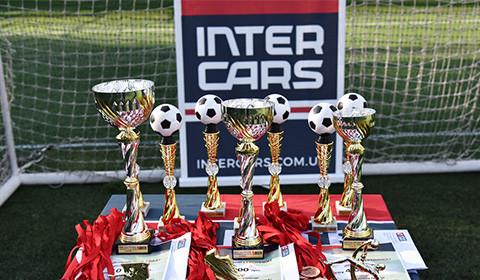 INTER CARS UKRAINE FOOTBALL CUP 2018