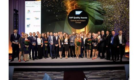 Zlatna nagrada SAP Quality awards CEE pripala je tvrtki Inter Cars