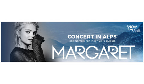 Margaret will play during Snow & Music Days 2018