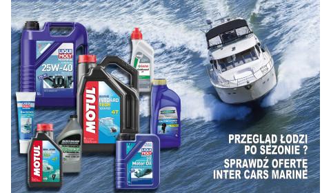 Oleje marine - przeglądy po sezonie