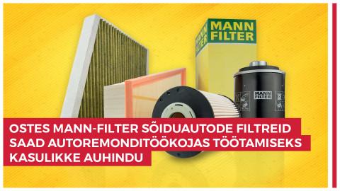 MANN-FILTER kampaania