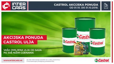 Castrol ulja od sada po nižim cijenama