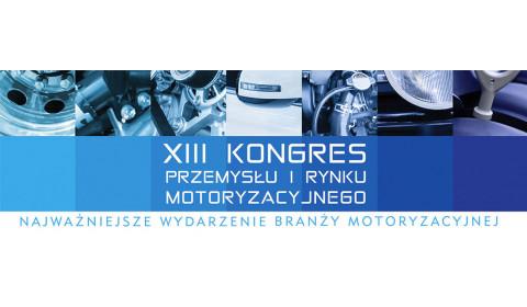 Zarezerwuj czas na Kongres Przemysłu i Rynku Motoryzacyjnego